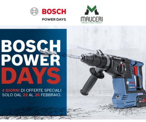 Bosch Power Days